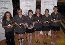 3rd Place Warwickshire Girls 15